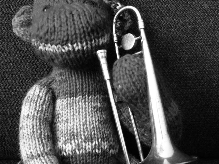 Trombone lesson Arranging lesson Henri Gerrits
